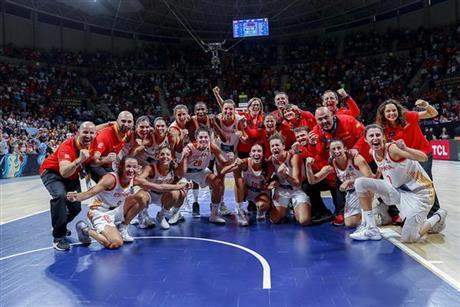 67-60   El Sueño Compartido de este equipo histórico era de bronce