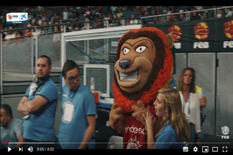 [Vídeo] Voluntarios España vs Letonia (Madrid)