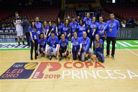 CRÓNICA: El Real Betis Energía Plus se proclama campeón en la fiesta de San Pablo