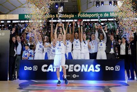 FINAL: Perfumerías Avenida prolonga su reinado como campeón de Copa (71-79)