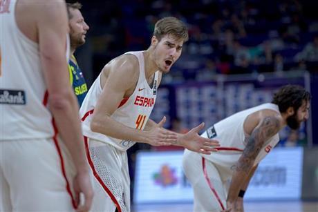 España jugará 7 partidos de preparación