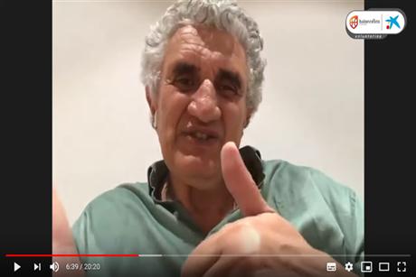 Vídeo - Charla con Fernando Romay