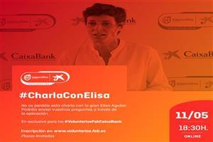 Charla Con Elisa Aguilar