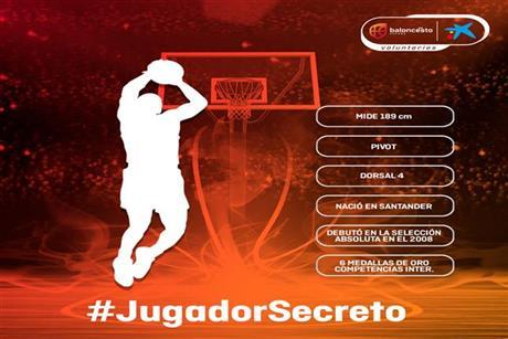 #JugadorSecreto