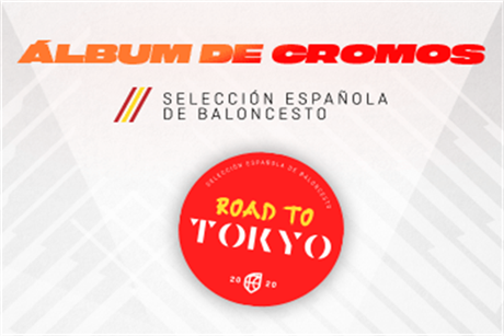 Álbum de Cromos Road To Tokyo