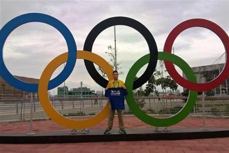 Blog: Javier Barcala, nuestro Voluntario FEB en Rio 2016