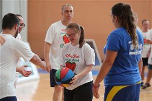 """Jornada social y de baloncesto con """"+QBasket Para Todos"""""""