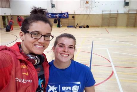 Blog: Voluntarios FEB, Mil gracias por esta experiencia, deseando repetir.