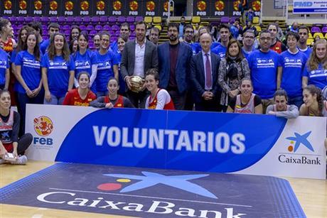 Valladolid se vuelca con la Selección Femenina