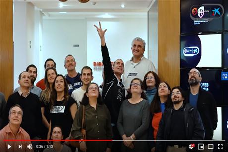 I Encuentro voluntarios FEB-CaixaBank 2020