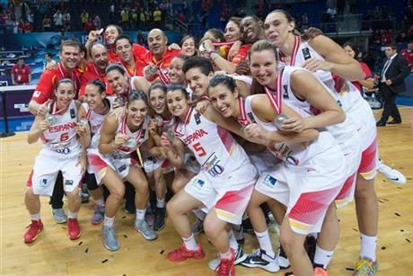 2014 y la primera gran final de la historia del baloncesto femenino