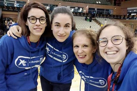 Entrevista a Olga Sebastián - Voluntaria